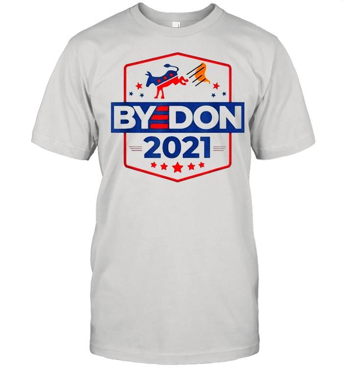 Bye Don 2021 Biden Supporter Democrat shirt Classic Men's T-shirt