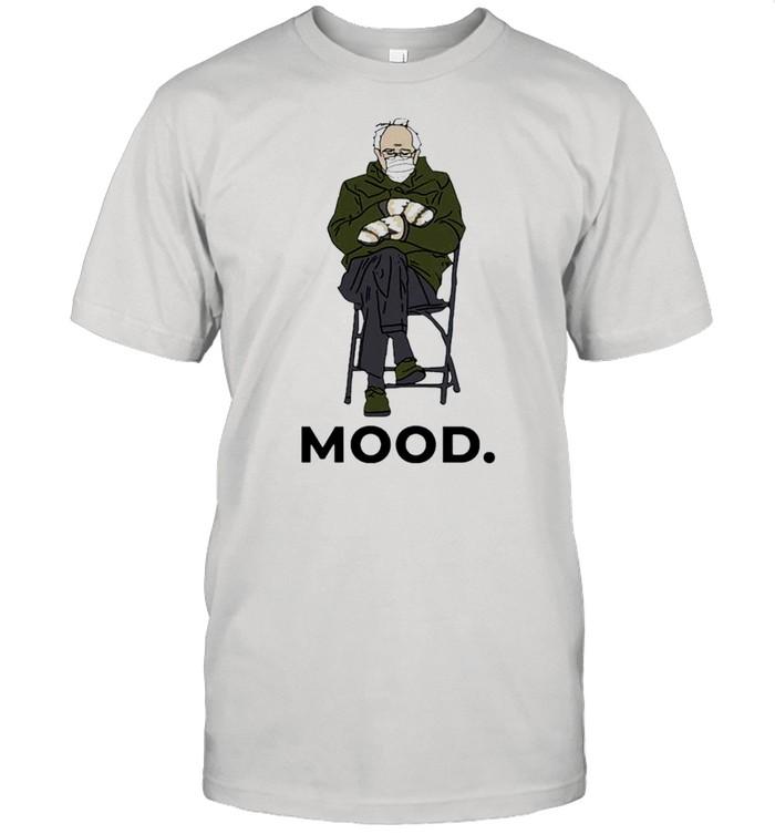 Bernie sanders mittens mood shirt Classic Men's T-shirt
