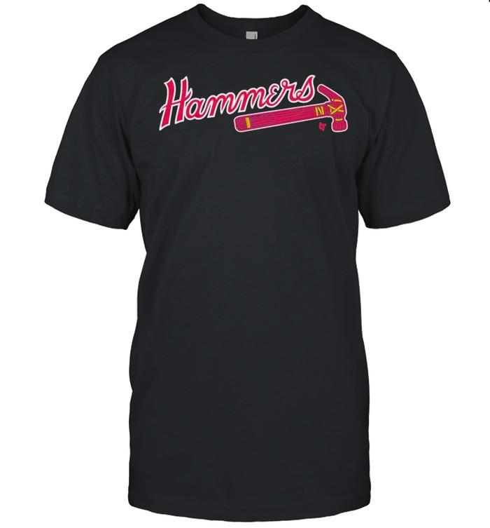 Atlanta Hammers Atlanta Baseball shirt Classic Men's T-shirt