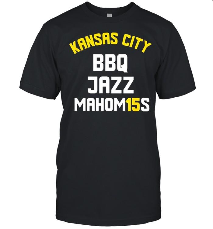 KANSAS CITY BBQ JAZZ Mahom15s Gift shirt Classic Men's T-shirt