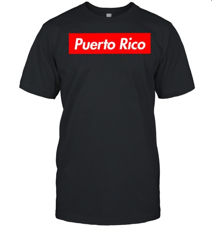 Puerto Rico Logo 2021 shirt Classic Men's T-shirt