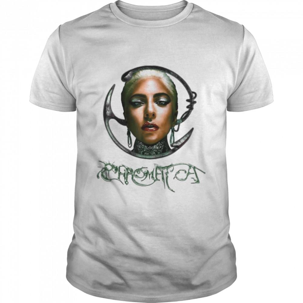 Gaga Chromatica 2021 Tour  Classic Men's T-shirt