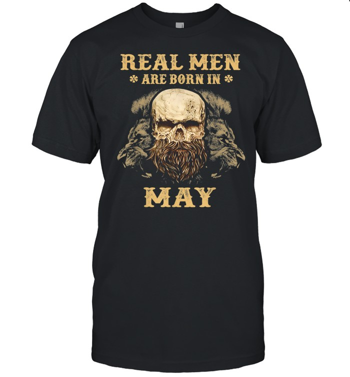 Kings Are Born In May shirt Classic Men's T-shirt