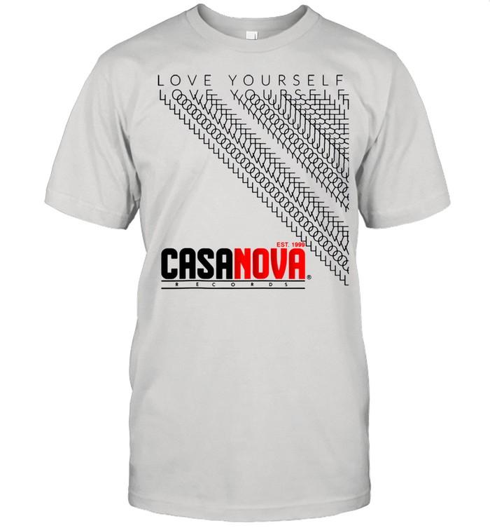Love Yourself shirt Classic Men's T-shirt