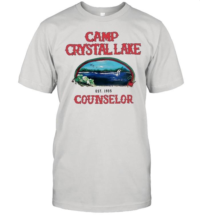 Camp Crystal Lake EST 1935 Counselor shirt Classic Men's T-shirt