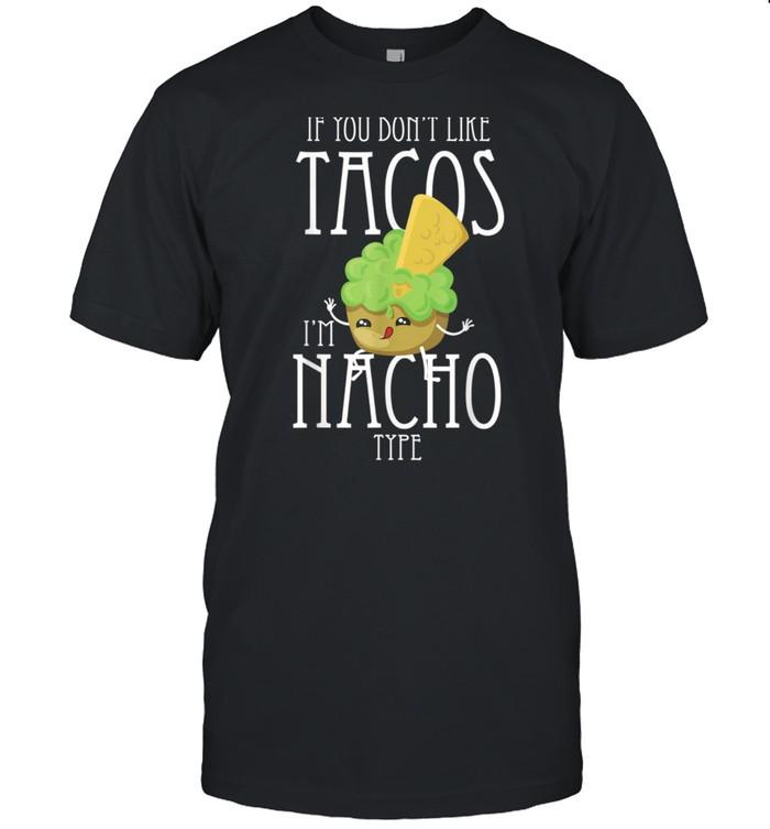 Cinco De Mayo Nacho Type Boys Mexican shirt Classic Men's T-shirt