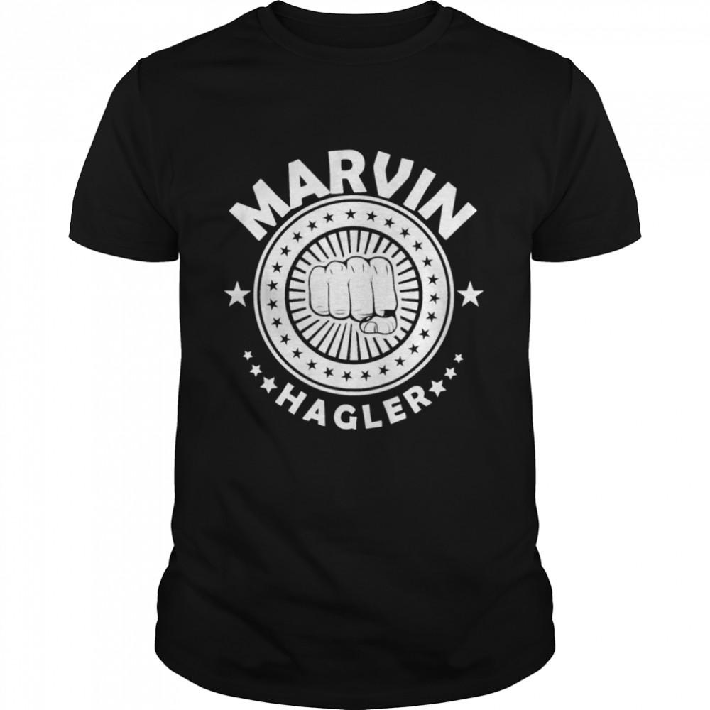 Marvelous Marvin Hagler  Classic Men's T-shirt