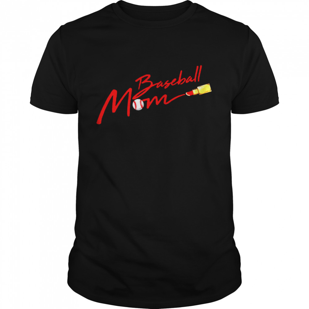 Baseball Mom shirt Classic Men's T-shirt