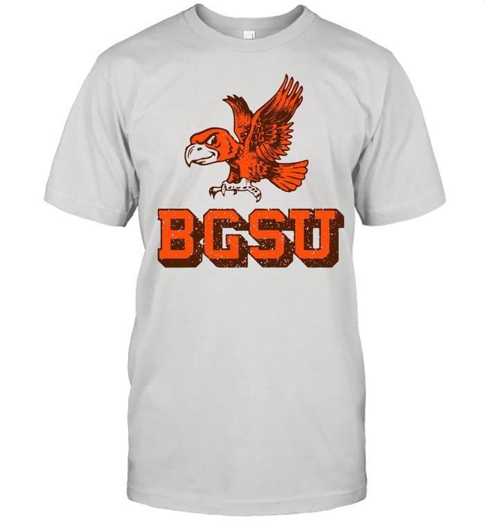 Bowling Green State University Flying Falcon shirt Classic Men's T-shirt
