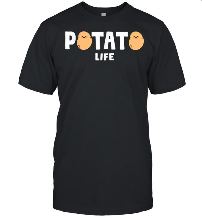 Potato Life Food  Classic Men's T-shirt