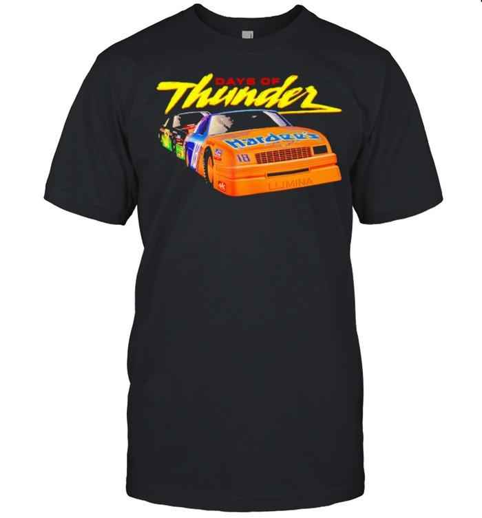 Days Of Thunder Hardee Lumina  Classic Men's T-shirt