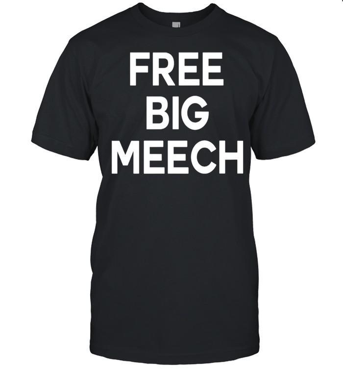 Free big meech shirt Classic Men's T-shirt