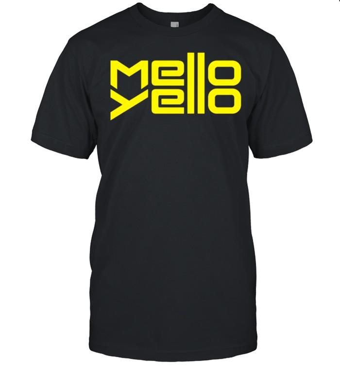 Mello Yello Yellow  Classic Men's T-shirt