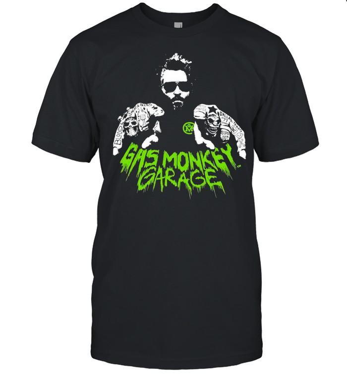 Gas monkey garage shirt Classic Men's T-shirt