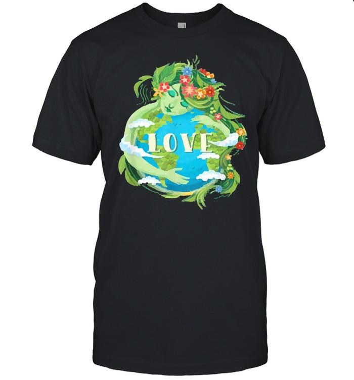 Love mother 2021 shirt Classic Men's T-shirt