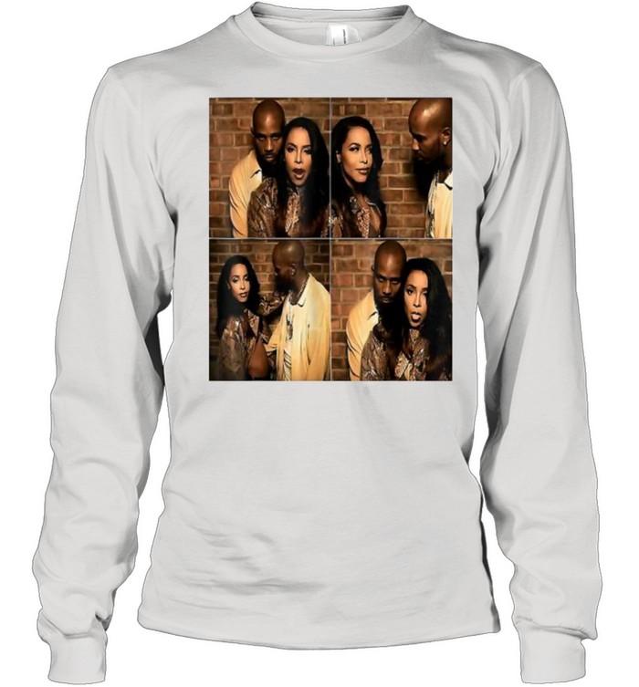 dmx fan music  long sleeved t shirt