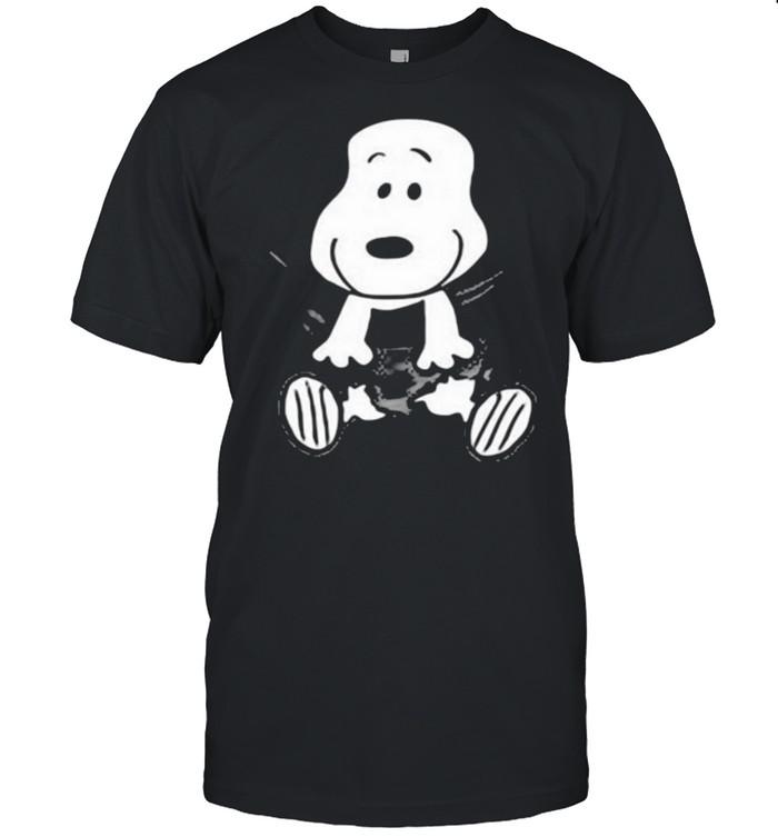 Snoopy  Classic Men's T-shirt