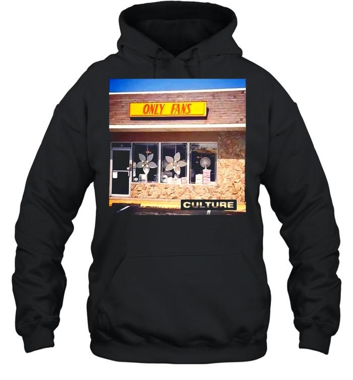 Culture Only fans T-sshirt Unisex Hoodie