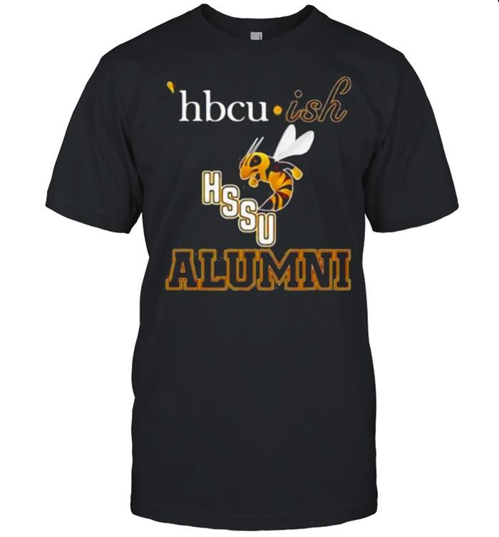 Hbcu Ish Hssu Alumni Bee  Classic Men's T-shirt