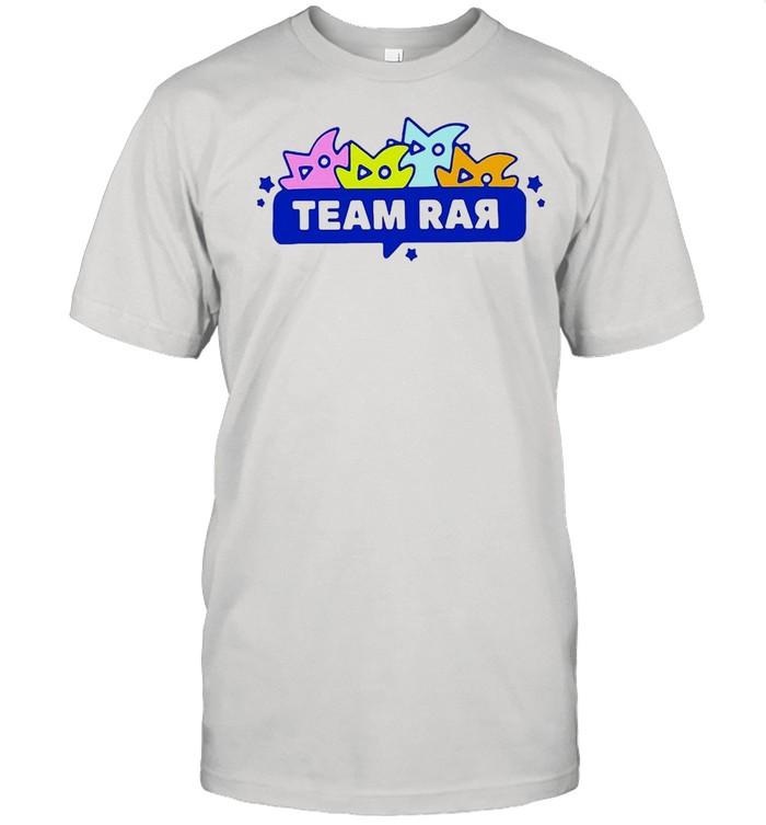 Team Rar Monsters T-shirt Classic Men's T-shirt