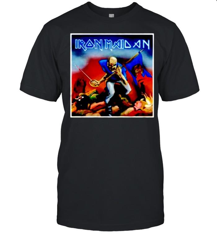 Iron Dan Iron Maidan shirt Classic Men's T-shirt