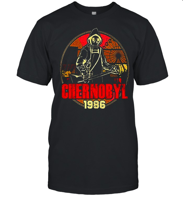 Chernobyl 2986 shirt Classic Men's T-shirt