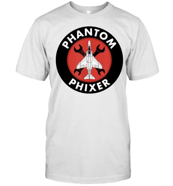 Phantom Phixer – F-4 Phantom T- Classic Men's T-shirt