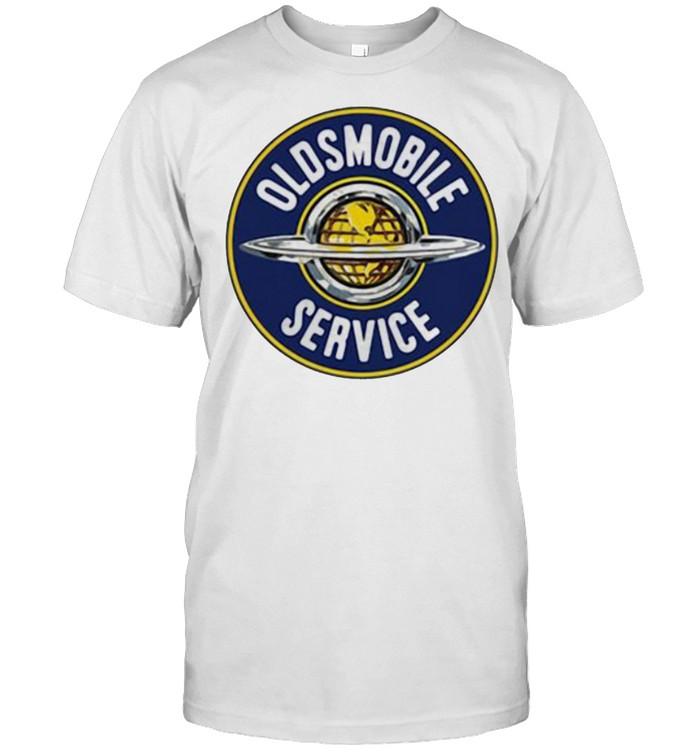 Oldsmobile 442 Service  Classic Men's T-shirt