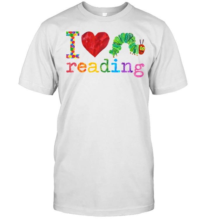 I love reading shirt Classic Men's T-shirt