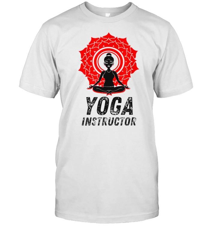New Yoga Instructor present – Yoga Instructor Teacher  Classic Men's T-shirt