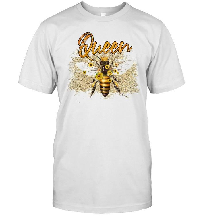 Bee Queen shirt Classic Men's T-shirt