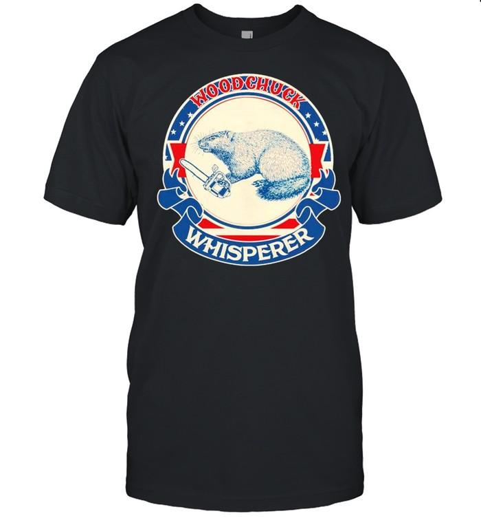 Groundhog woodchuck whisperer shirt Classic Men's T-shirt
