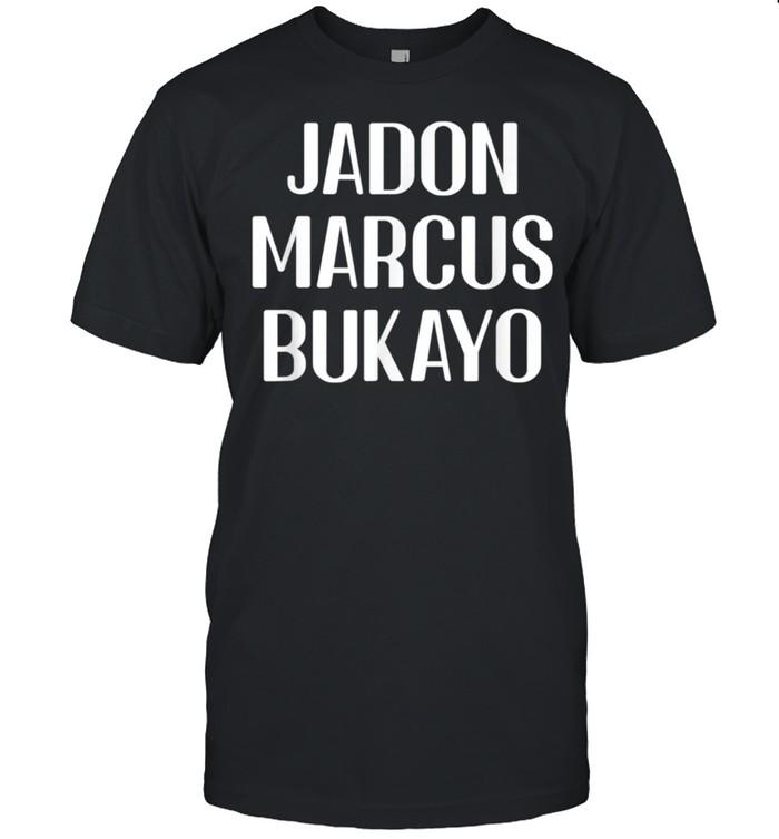 Jadon Marcus Bukayo shirt Classic Men's T-shirt