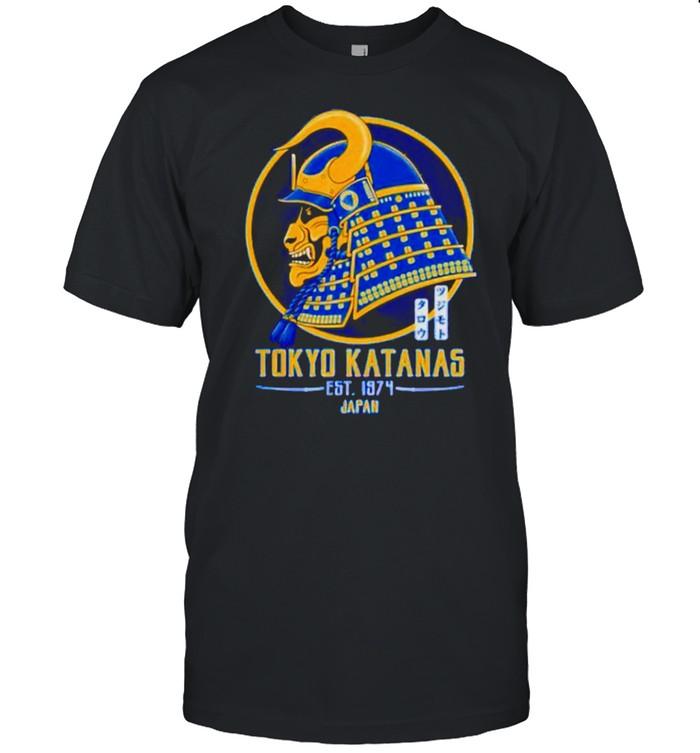 Buffalo comeback Tokyo Katanas est 1974 Japan shirt Classic Men's T-shirt