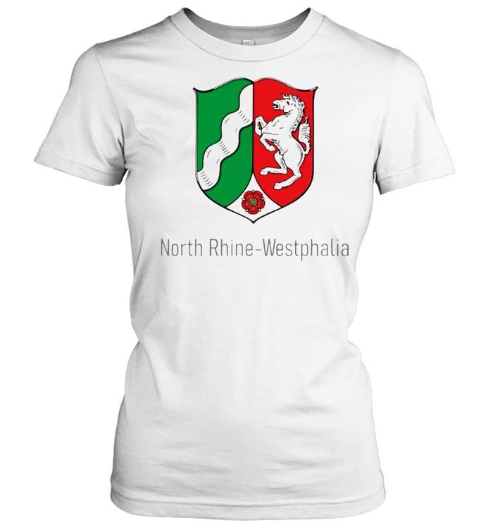 North Rhine Westphalia shirt Classic Women's T-shirt