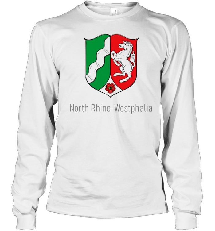 North Rhine Westphalia shirt Long Sleeved T-shirt
