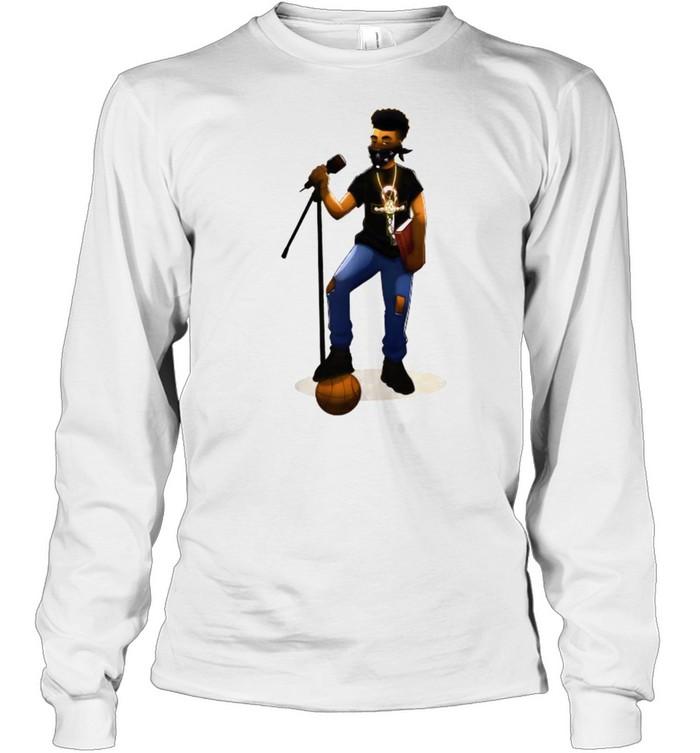 N.T.G. T- Long Sleeved T-shirt