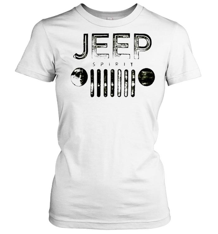 Outer Banks Season 2 jeep spirit shirt Classic Women's T-shirt