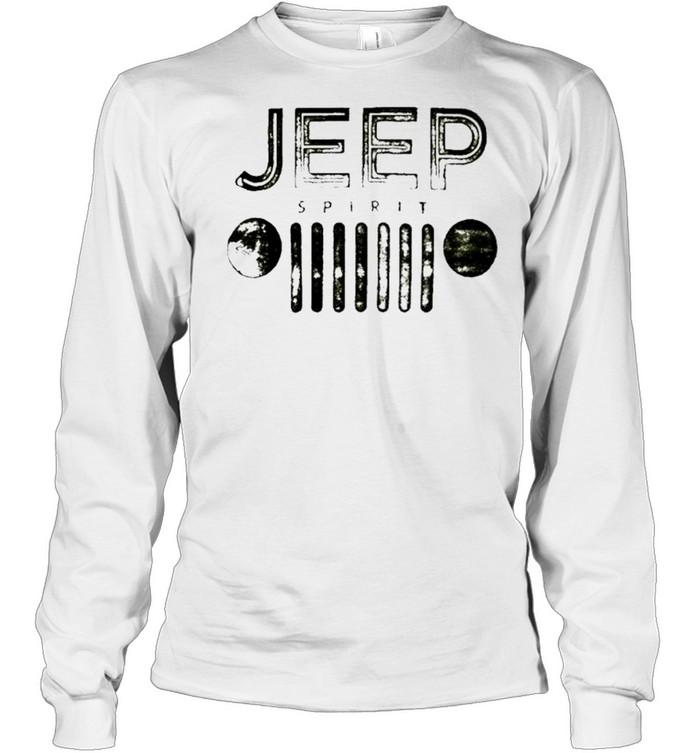 Outer Banks Season 2 jeep spirit shirt Long Sleeved T-shirt