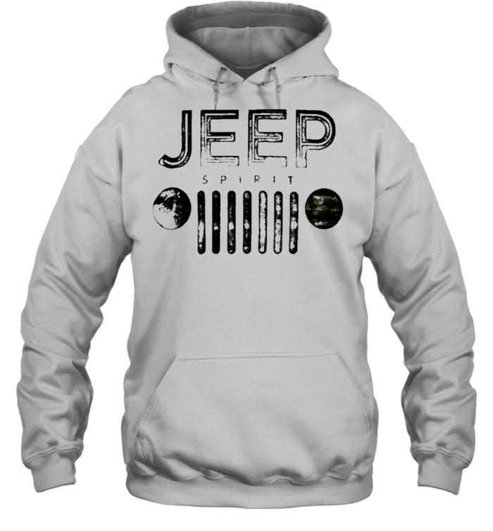 Outer Banks Season 2 jeep spirit shirt Unisex Hoodie
