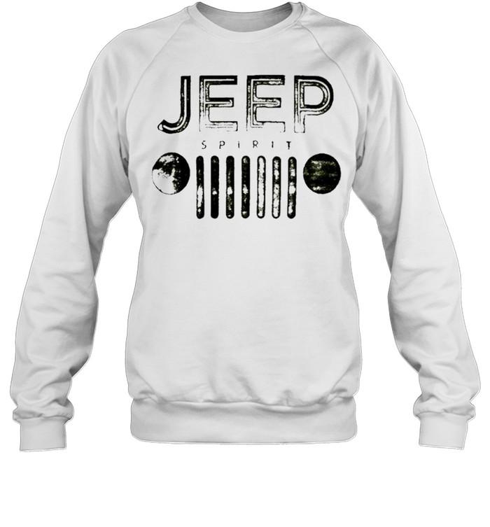 Outer Banks Season 2 jeep spirit shirt Unisex Sweatshirt