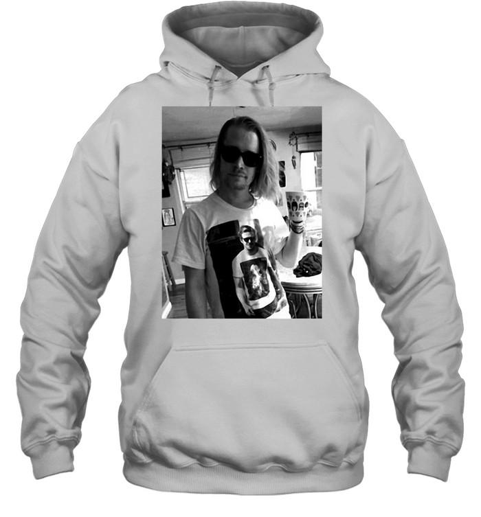 Ryan Gosling Macaulay Culkin Gift T-shirt Unisex Hoodie