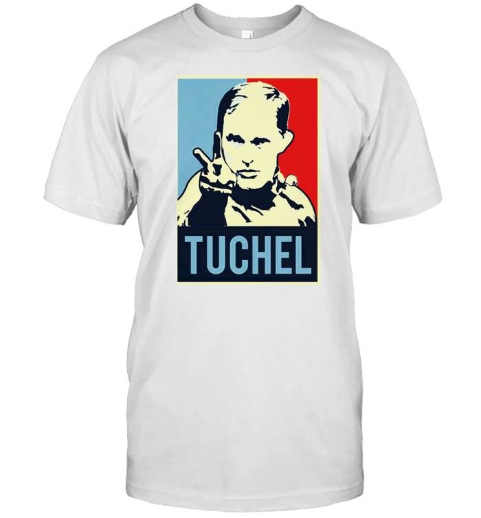 Chelsea Thomas Tuchel shirt Classic Men's T-shirt