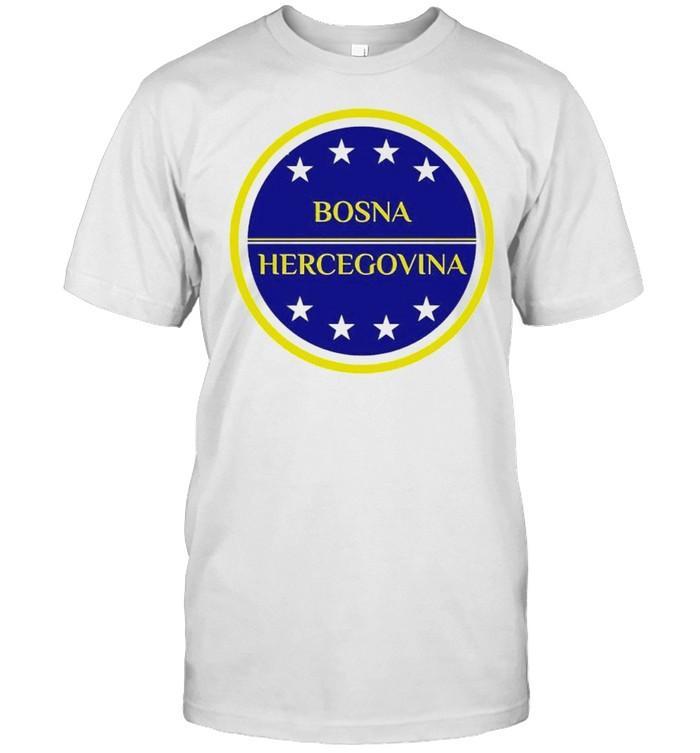 Bosna hercegovina shirt Classic Men's T-shirt