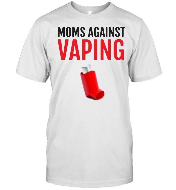 Moms Against Vaping T-shirt Classic Men's T-shirt