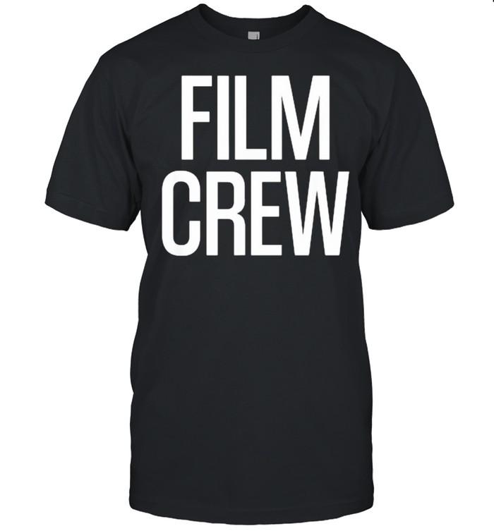 Film Crew Text T- Classic Men's T-shirt