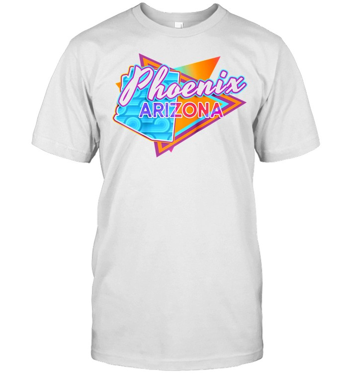 Phoenix Arizona Vintage Retro Throwback shirt Classic Men's T-shirt
