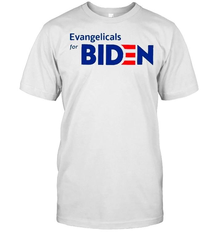 Evangelicals For Biden shirt Classic Men's T-shirt