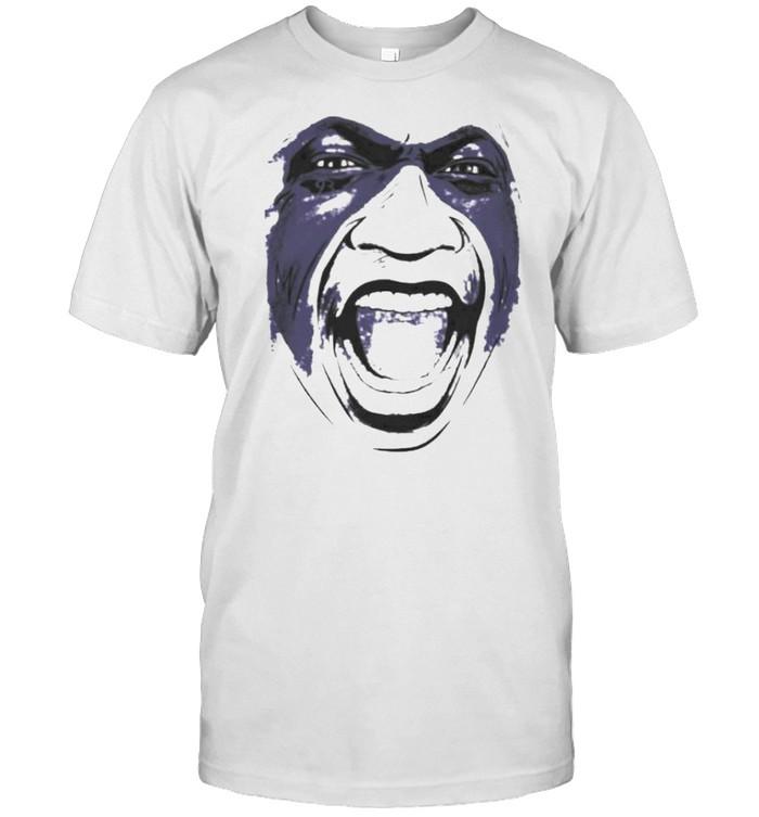John Randle face horror shirt Classic Men's T-shirt