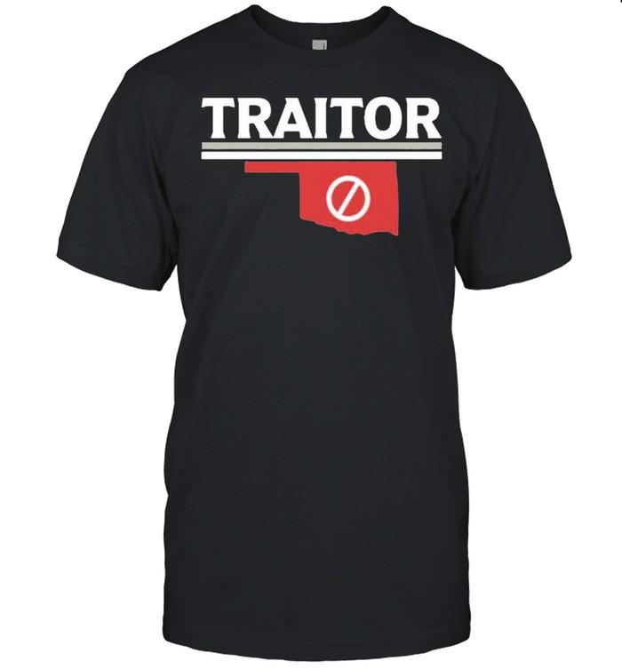 baker mayfield traitor Texas tech shirt Classic Men's T-shirt